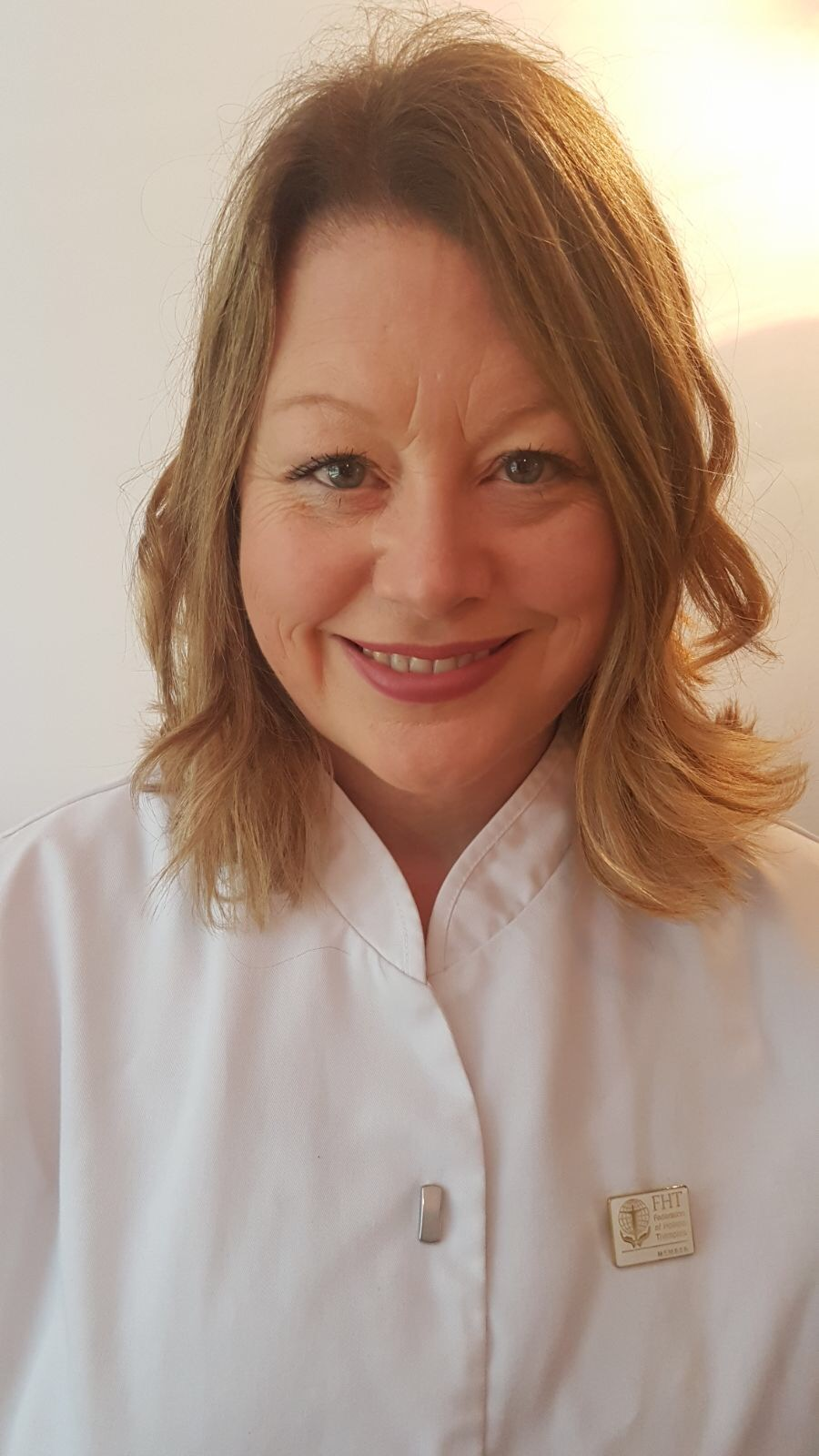 Zoe Oughton reflexologist Manchester