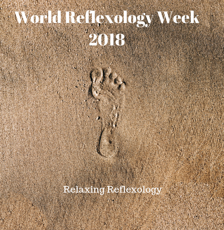 World Reflexology week 2018 - What is reflexology
